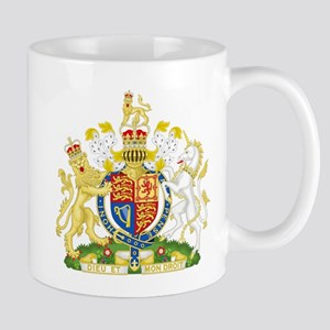 United Kingdom Coat Of Arms Mug